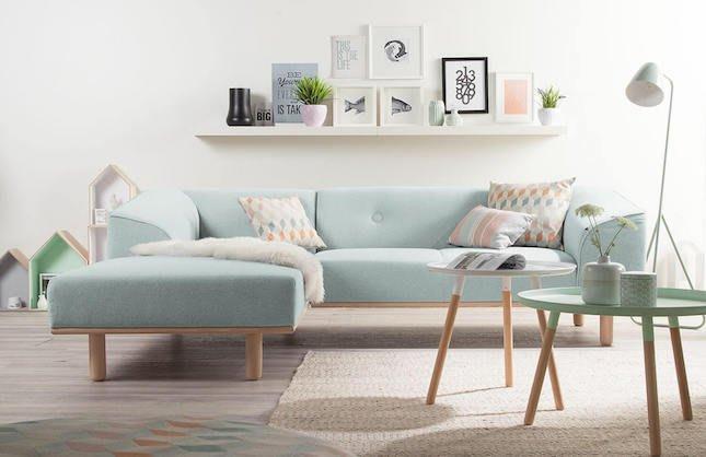 Das Sofa richtig reinigen
