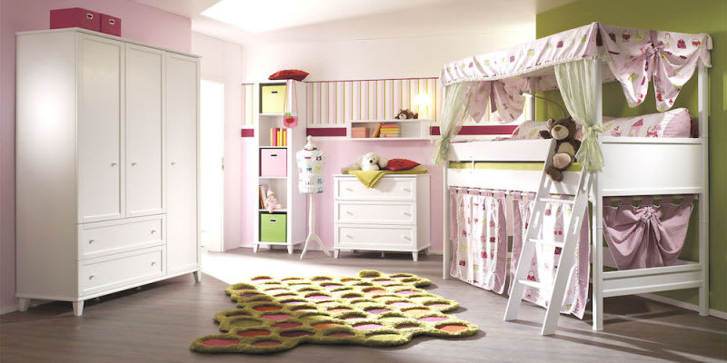 Babyzimmer von SEGMÜLLER