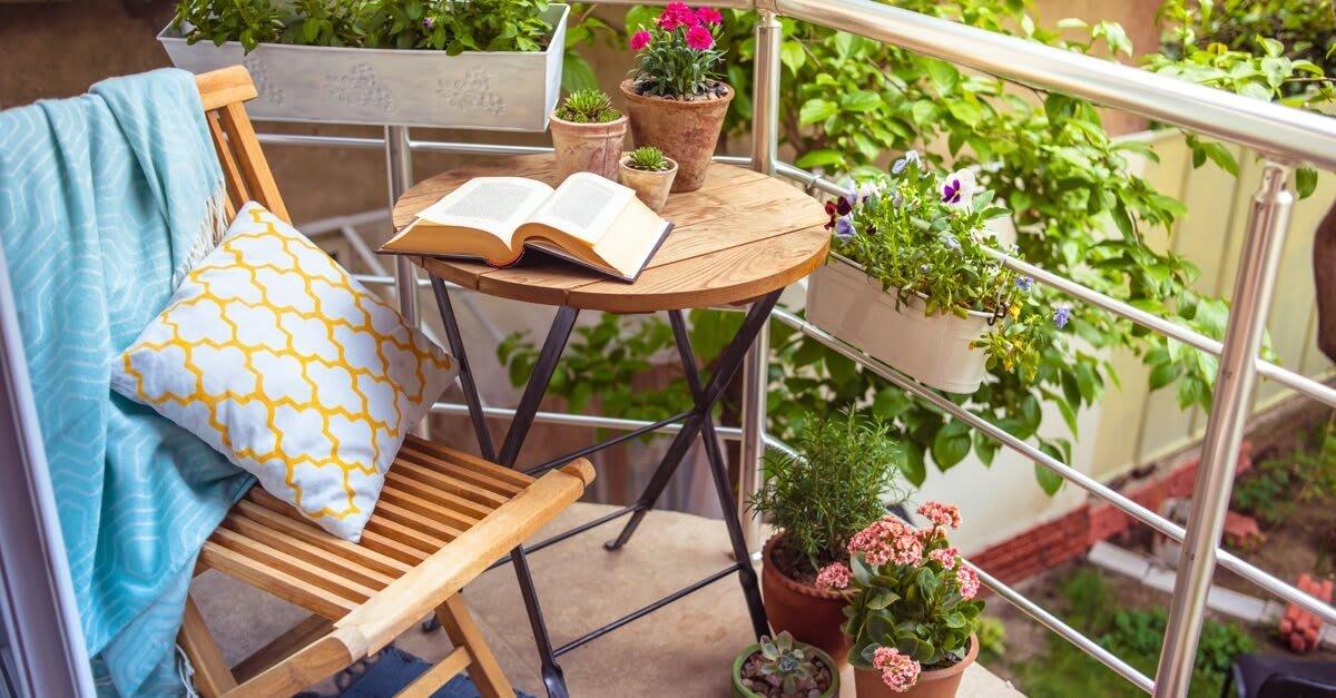 Schöne Balkon-Ideen zum Wohlfühlen