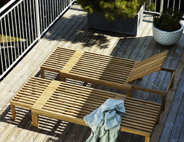 Bodenbeläge für den Balkon: alles über WPC, Holz, Stein