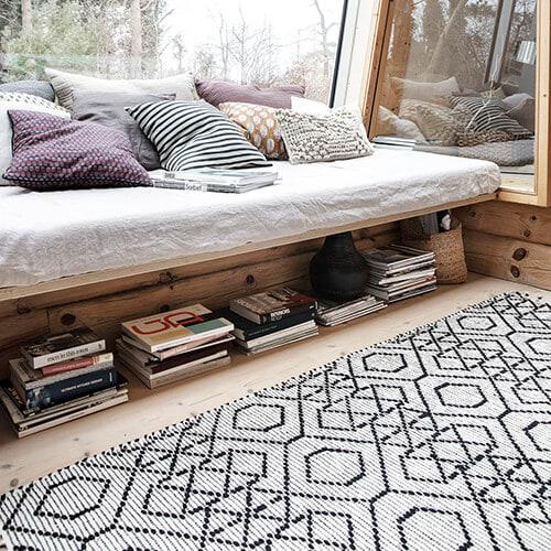 5 gute Gründe für einen Teppich