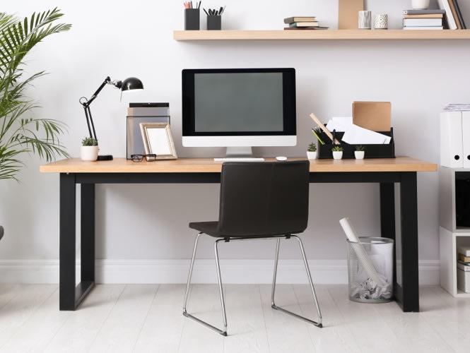 Schreibtische fürs Home Office