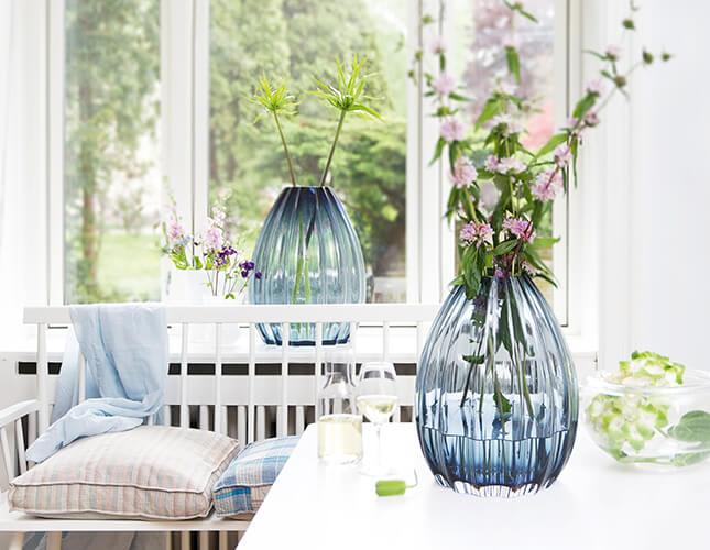 Pflanzen-Power mit Vasen, Ampeln & Co.