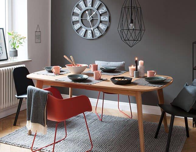 Dinner mit Freunden: Schönes für den Tisch
