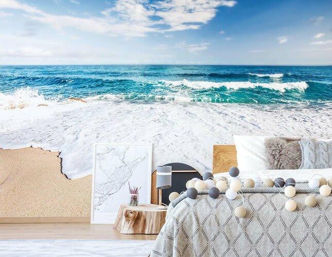 Urlaub zuhause - sommerlich einrichten