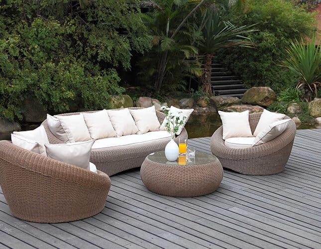 Loungemöbel für Garten und Terrasse