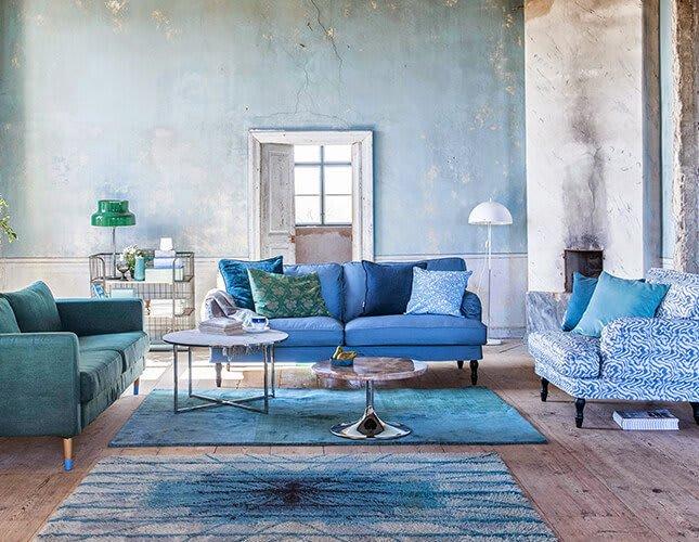 Sessel & Sofa gekonnt kombinieren