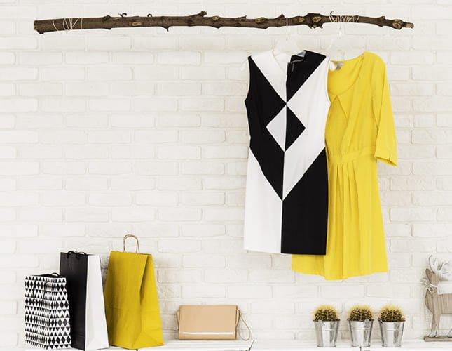 Schöne Kleiderschrank-Alternativen