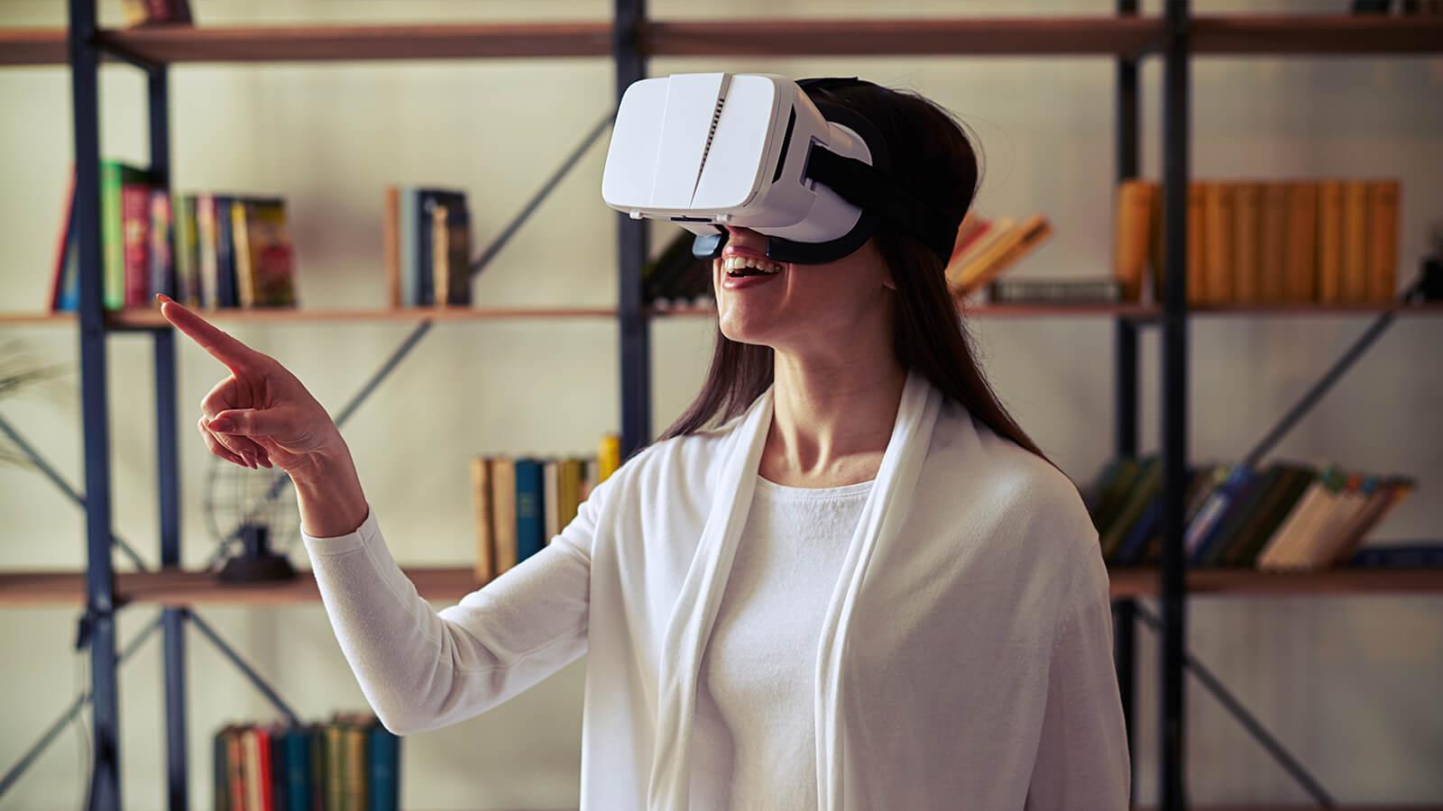 Ratgeber Raumteiler VR