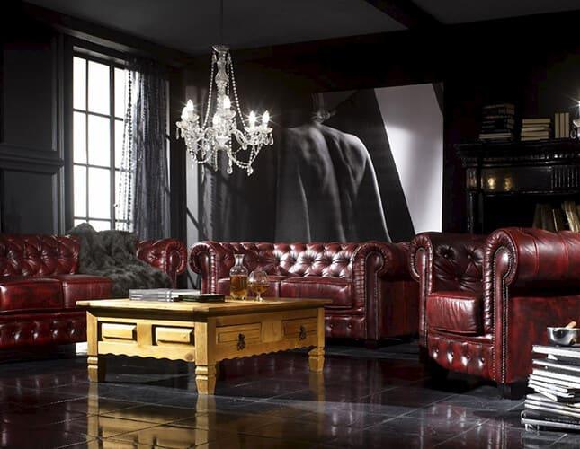 Wohnstil Gentlemen's Club: Very British!