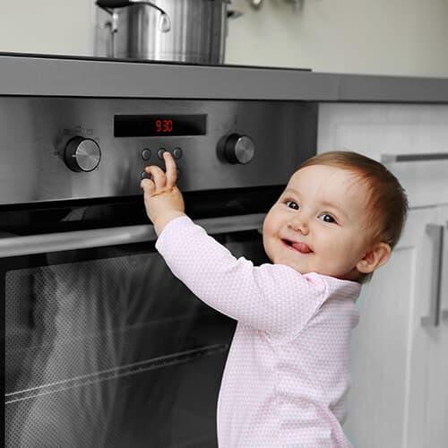 Zuhause kindersicher machen