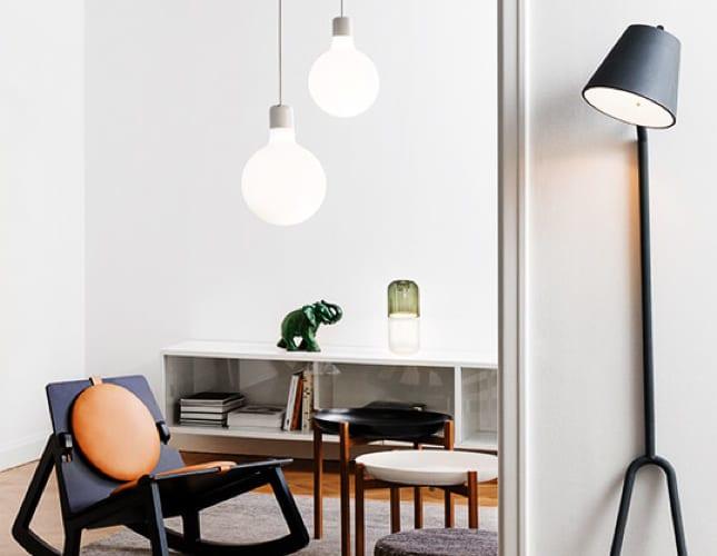 Die perfekte Beleuchtung für das Wohnzimmer