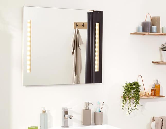 Spiegel aufhängen leicht gemacht