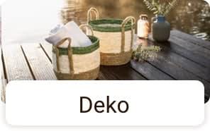 Startseite Kategoriekachel Sommer Deko
