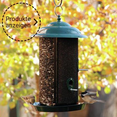 Vogel Futterstationen zum Einhängen in den Baum