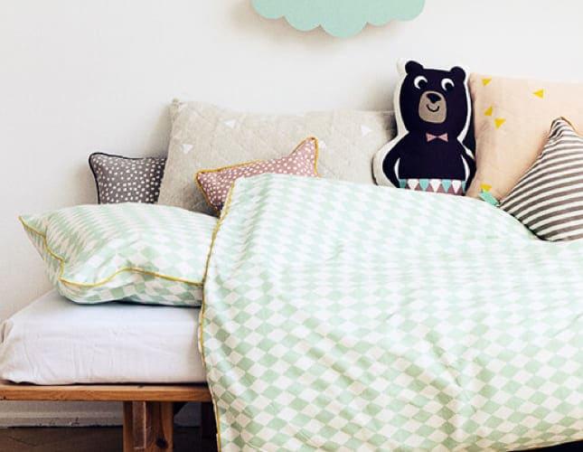 Ratgeber: Bettdecken für Kinder