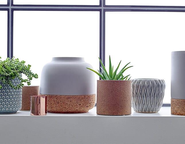 Deko-Ideen für die Fensterbank