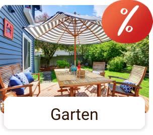 Garten Sale