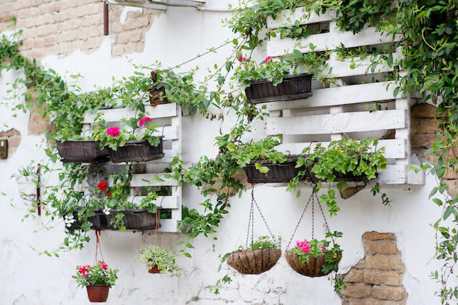 Gartendeko-Ideen: Deko auswählen, aufstellen und pflegen