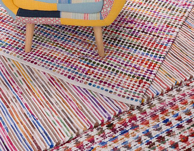 Teppiche übereinander legen: Vier Tipps fürs Profi-Layering