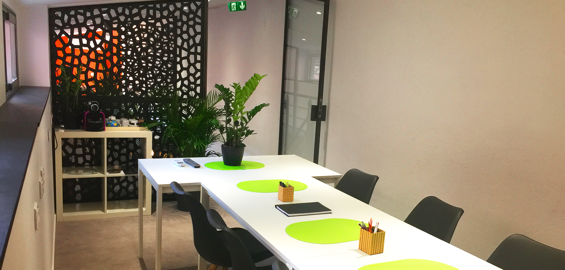 salle de réunion pour 8 personnes à Toulouse