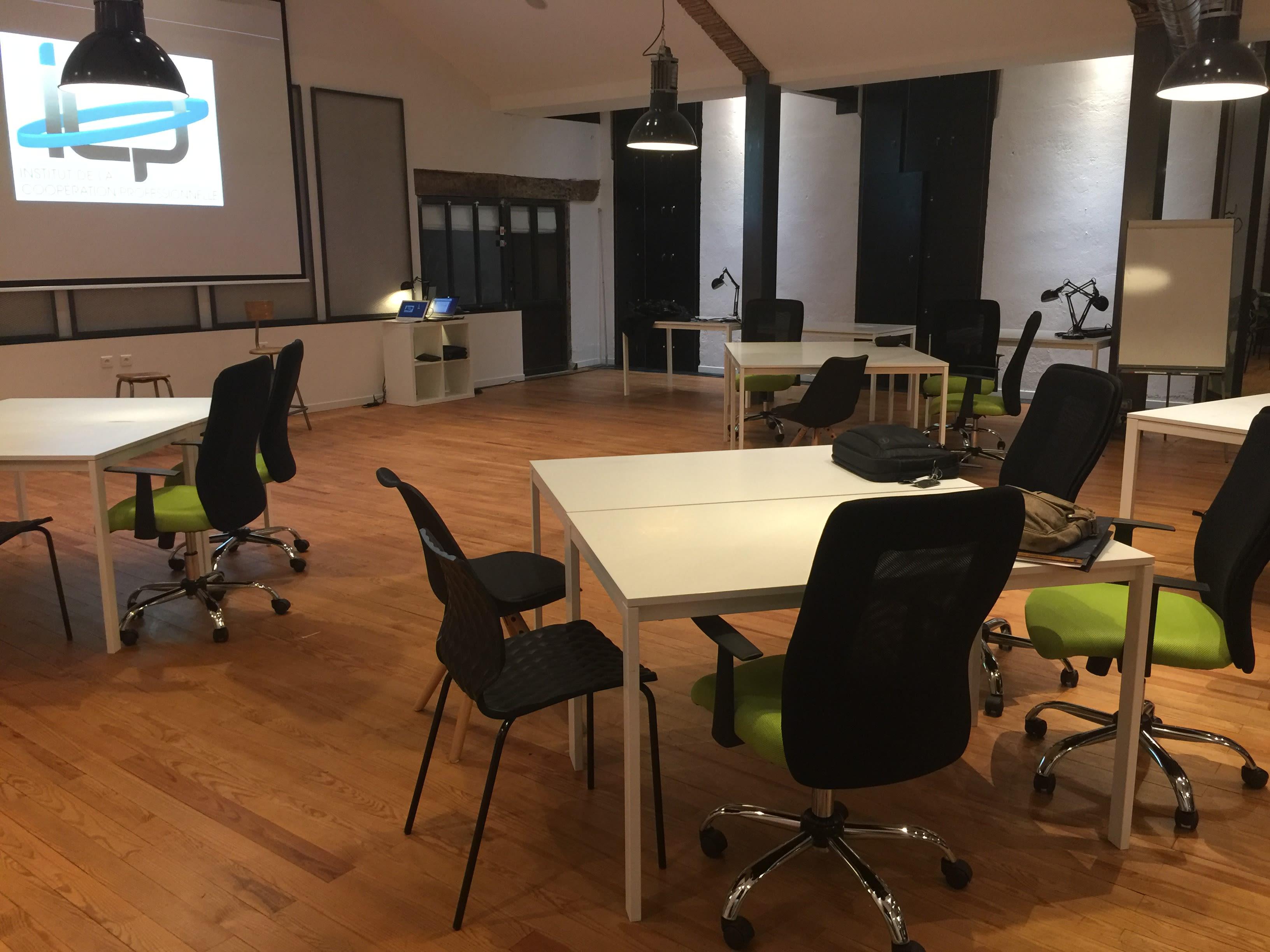 salle de réunion pour 40 personnes à Toulouse