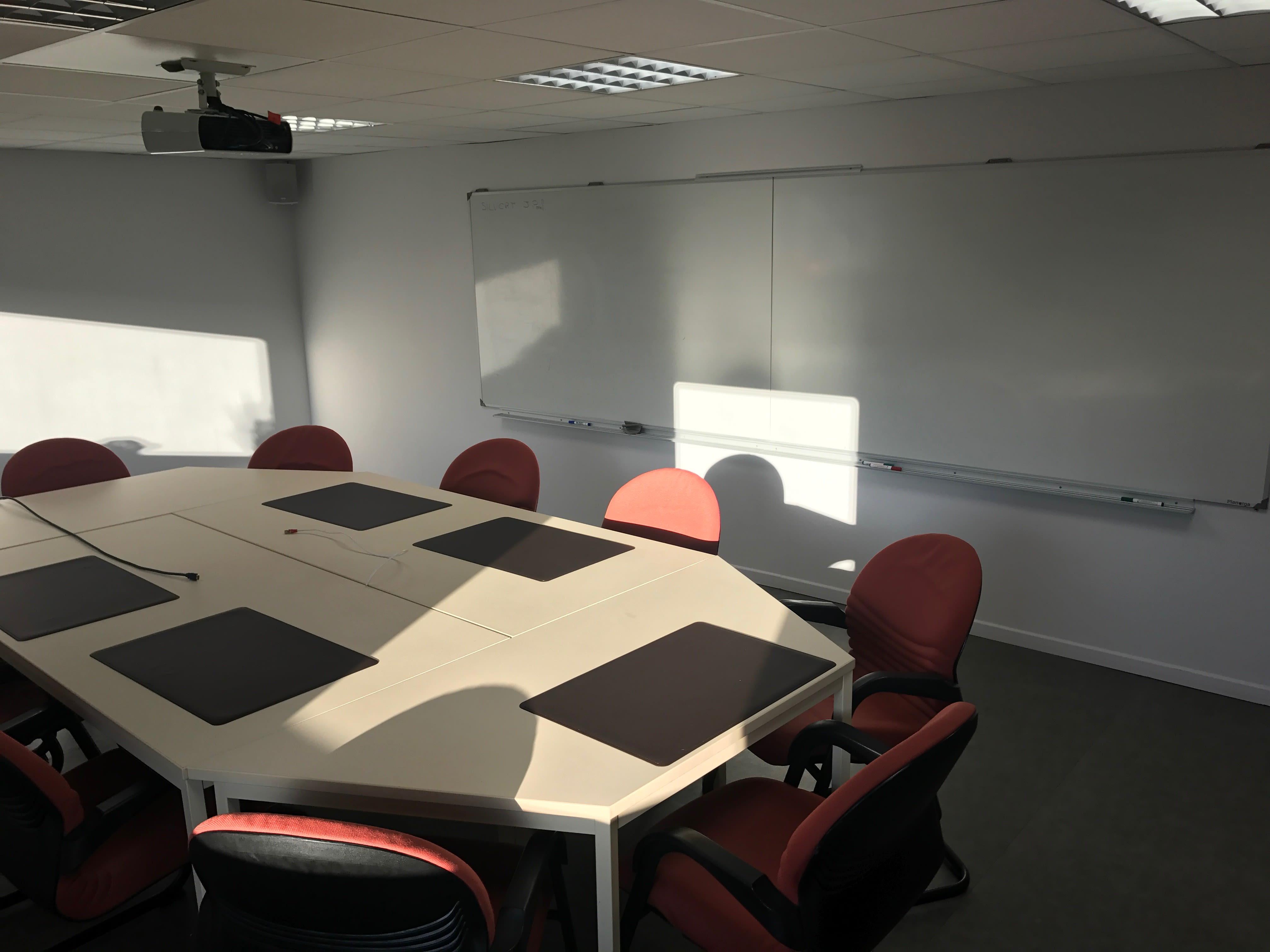 salle de réunion pour 10 personnes à Wasquehal