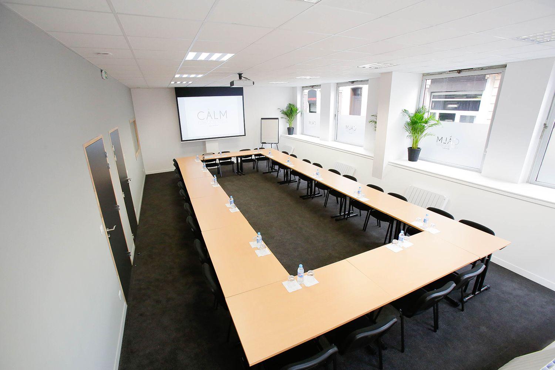 salle de réunion pour 28 personnes à LILLE