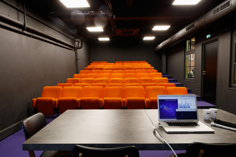 salle de réunion pour 62 personnes à Rouen