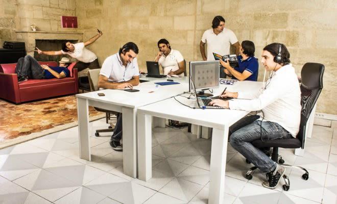 espace partagé d'une capacité de 10 personnes à Coutras