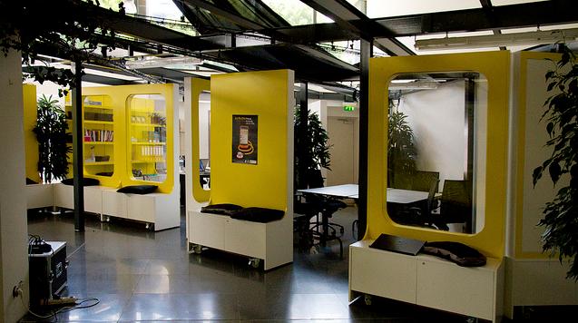 espace partagé d'une capacité de 10 personnes à Rennes