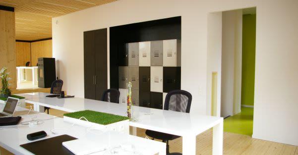 espace partagé d'une capacité de 10 personnes à Besançon