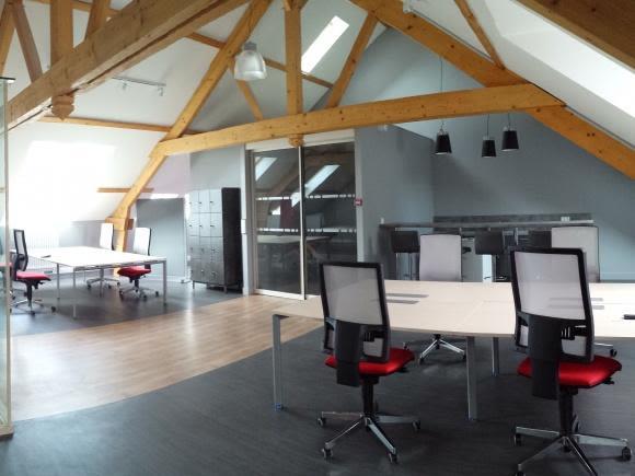 espace partagé d'une capacité de 10 personnes à Alençon