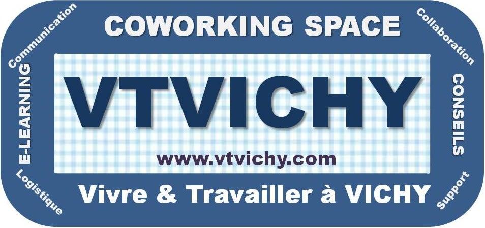 espace partagé d'une capacité de 10 personnes à VICHY