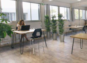 espace partagé d'une capacité de 10 personnes à Arles