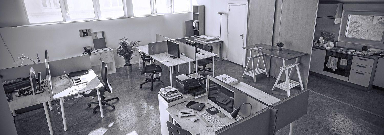 espace partagé d'une capacité de 10 personnes à Nantes