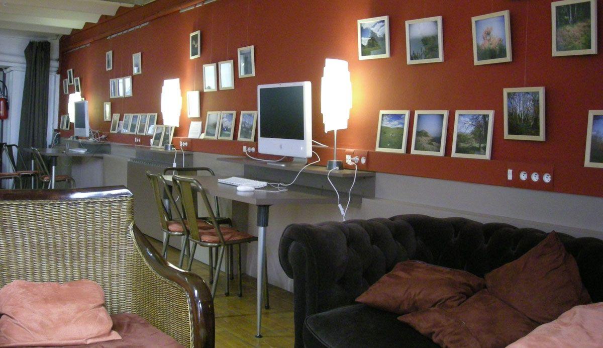 espace partagé d'une capacité de 10 personnes à Marseille
