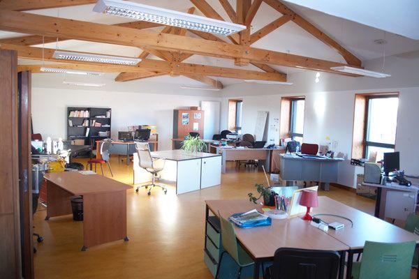 espace partagé d'une capacité de 10 personnes à Forcalquier