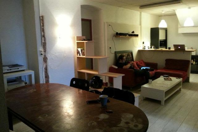 espace partagé d'une capacité de 10 personnes à Toulouse