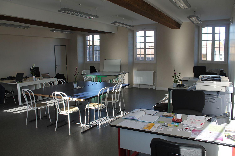 espace partagé d'une capacité de 10 personnes à Chartres