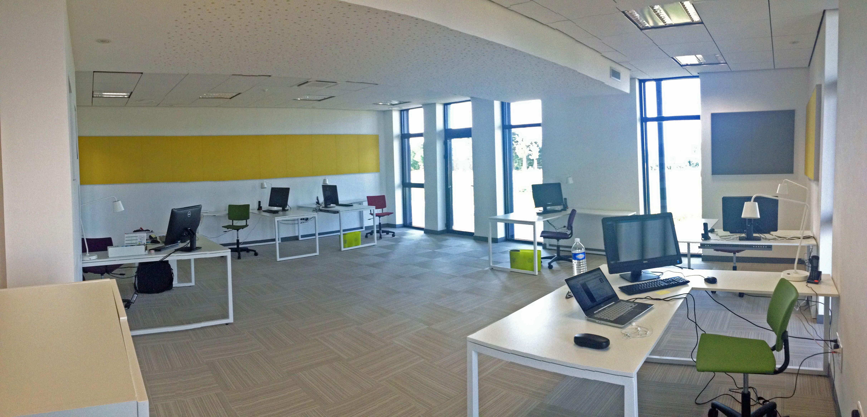 espace partagé d'une capacité de 10 personnes à Saint-Georges-d'Oléron