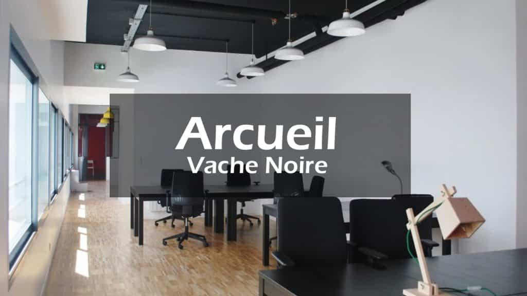 espace partagé d'une capacité de 10 personnes à Arcueil