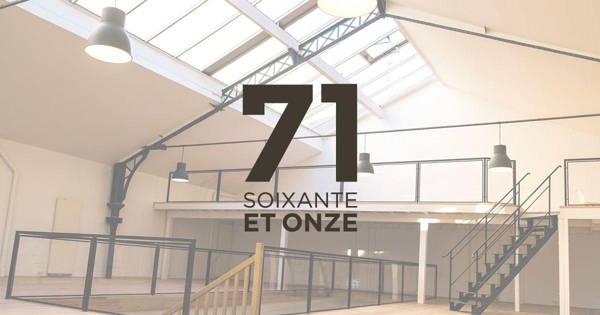espace partagé d'une capacité de 10 personnes à Montreuil