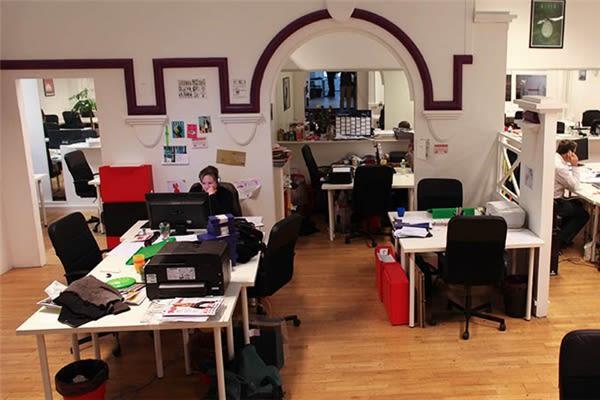 espace partagé d'une capacité de 10 personnes à Paris