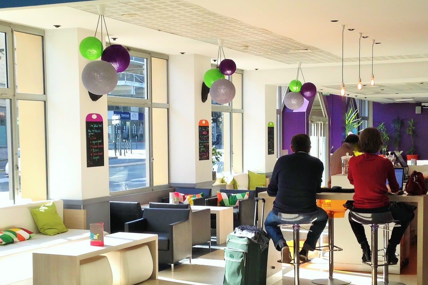 espace partagé d'une capacité de 10 personnes à Lille