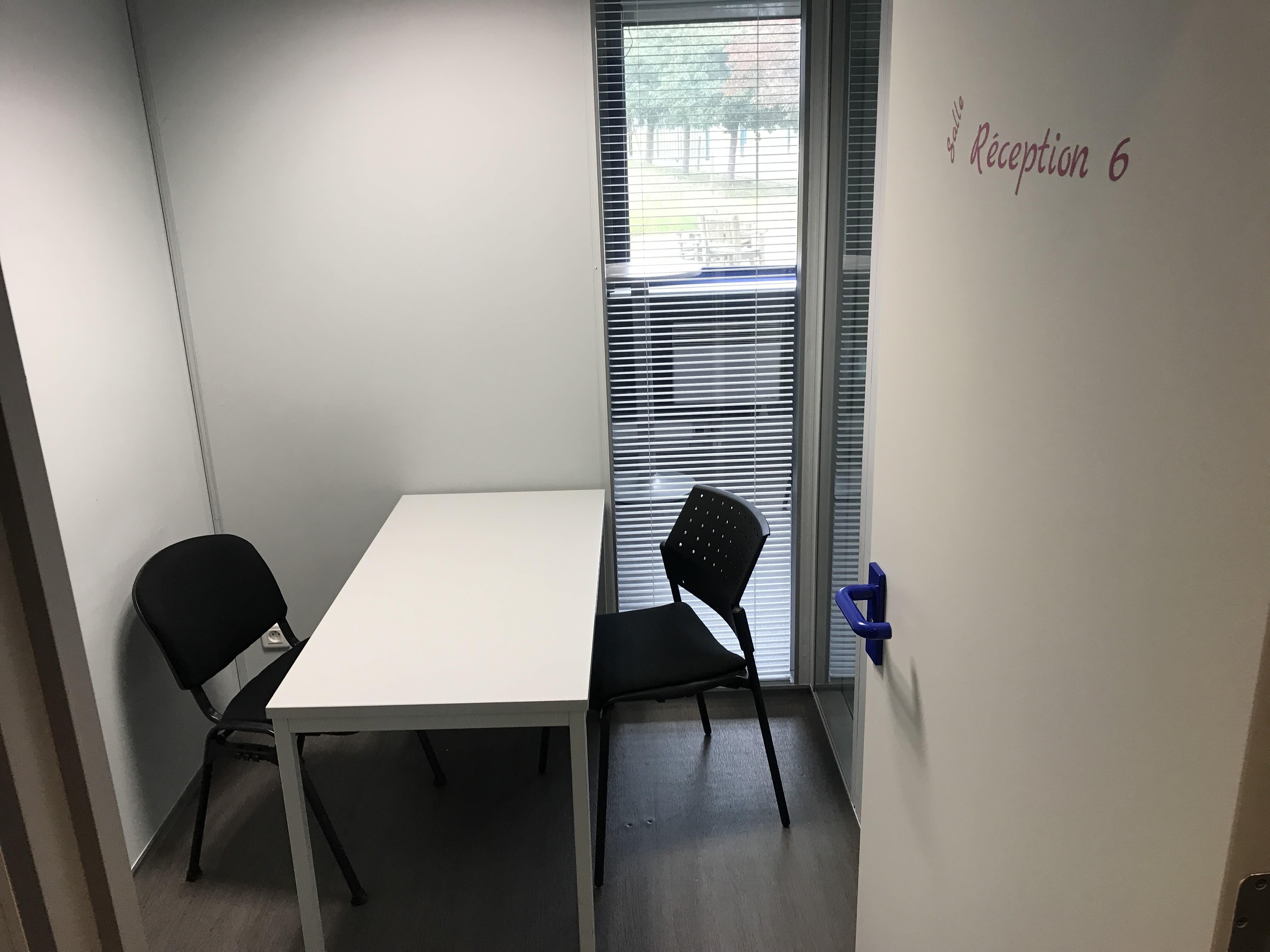 bureau privatif de 3 personnes à Sainghin-en-Mélantois