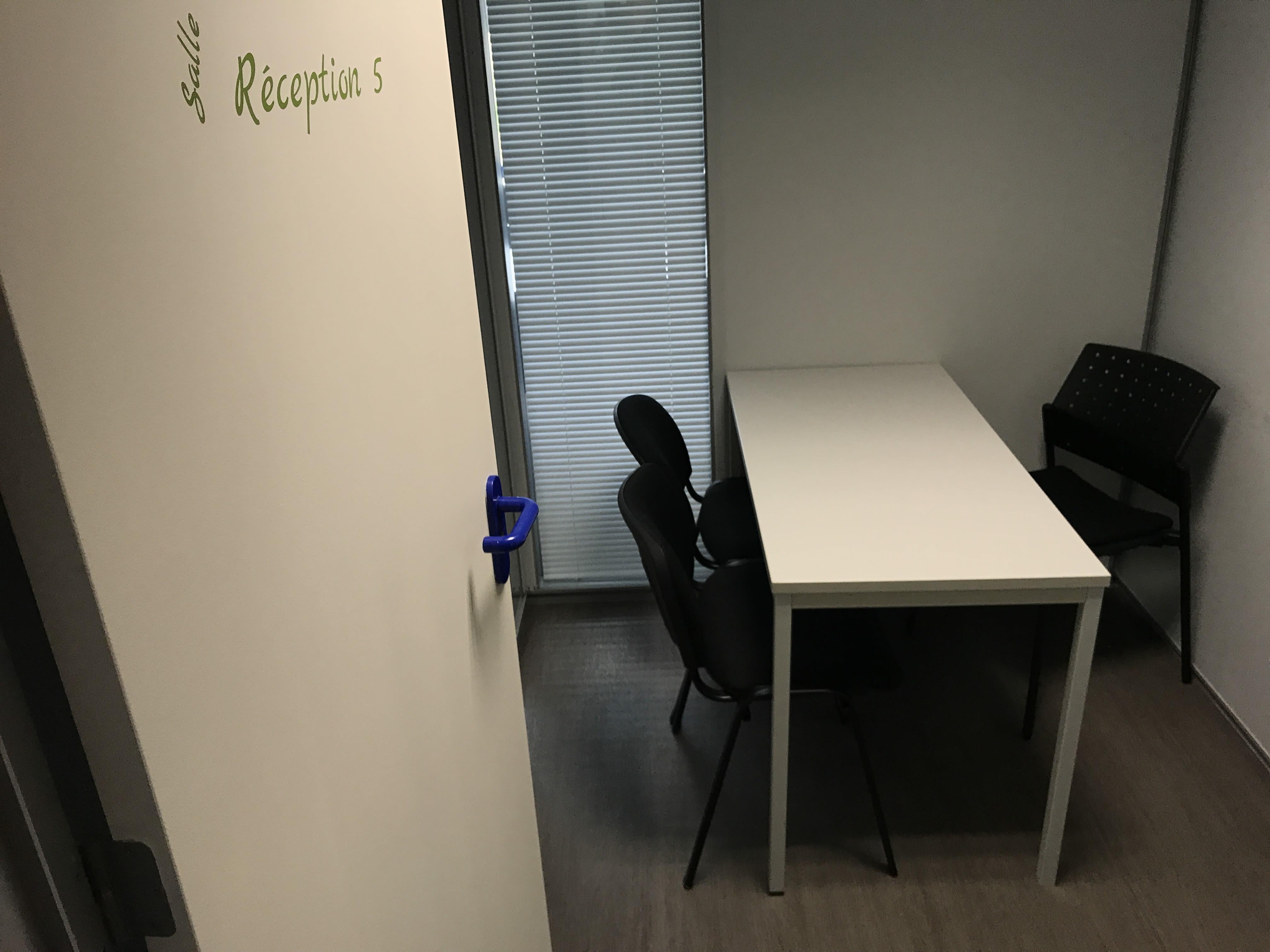 bureau privatif de 2 personnes à Sainghin-en-Mélantois