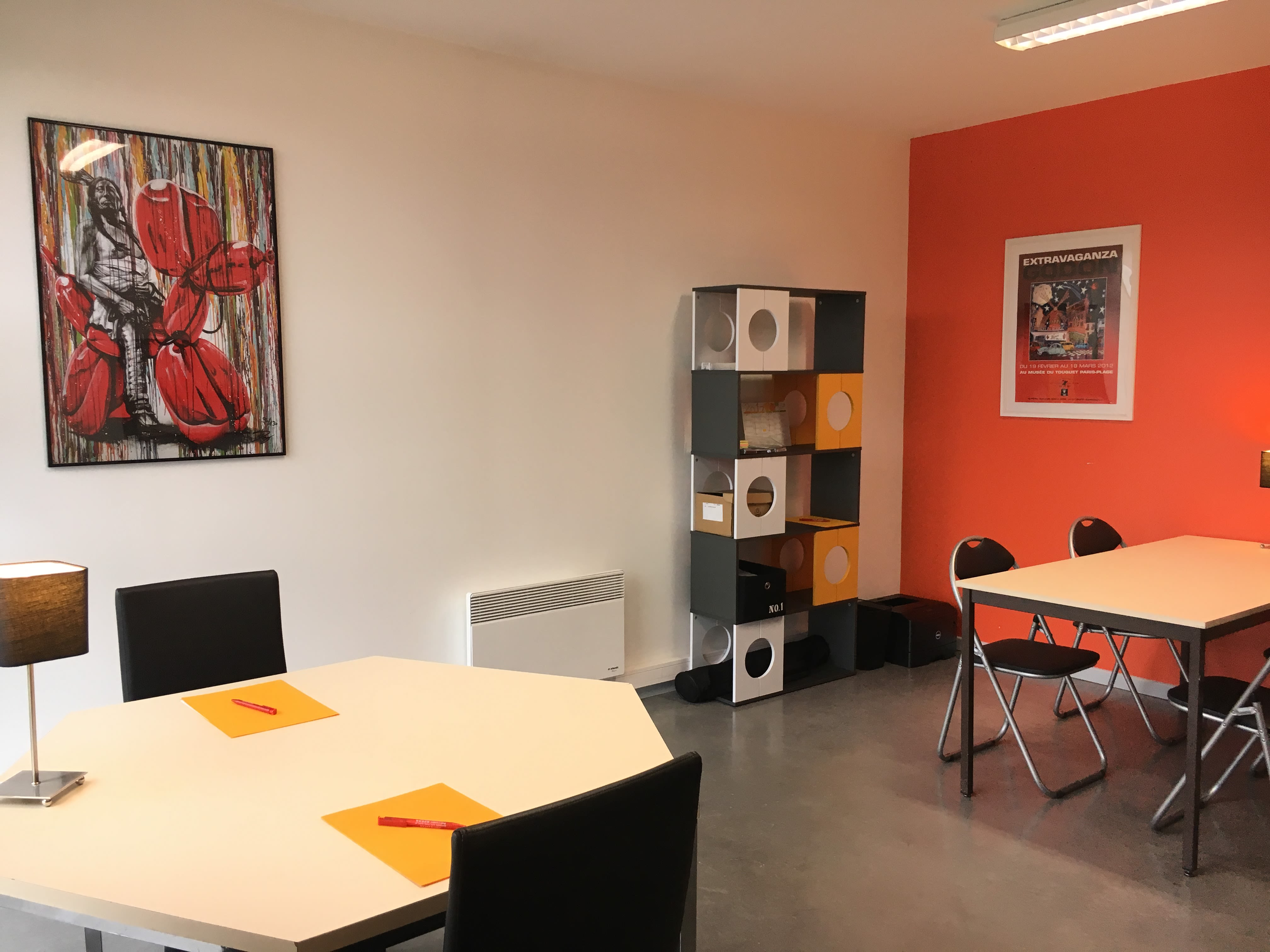 bureau privatif de 6 personnes à Cambrai