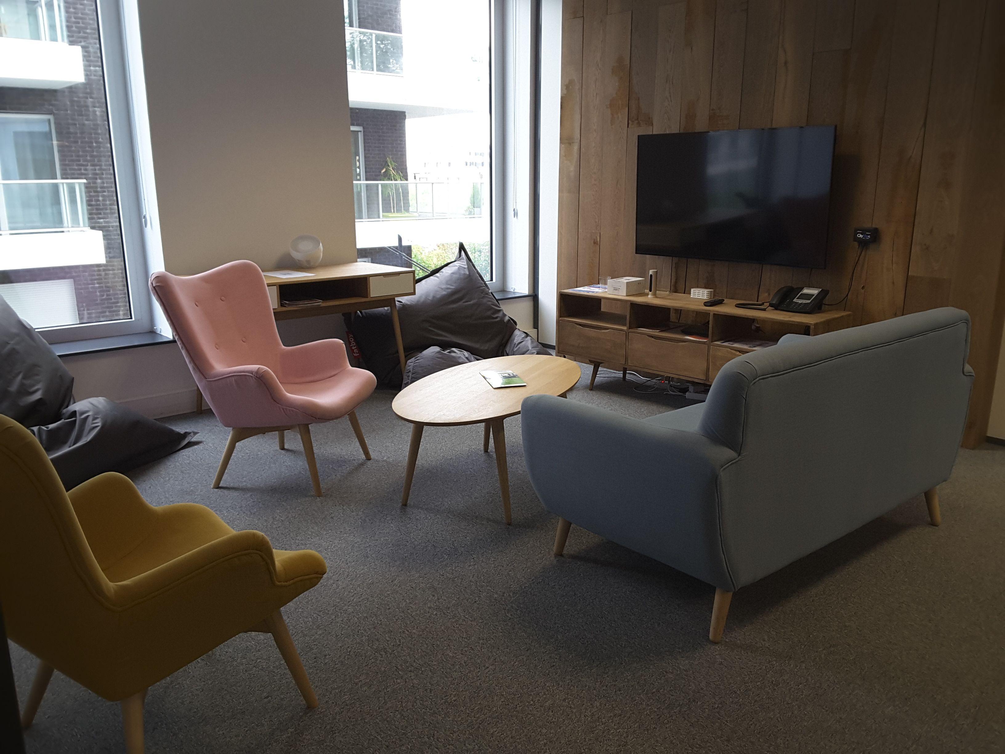 espace partagé d'une capacité de 4 personnes à Lille