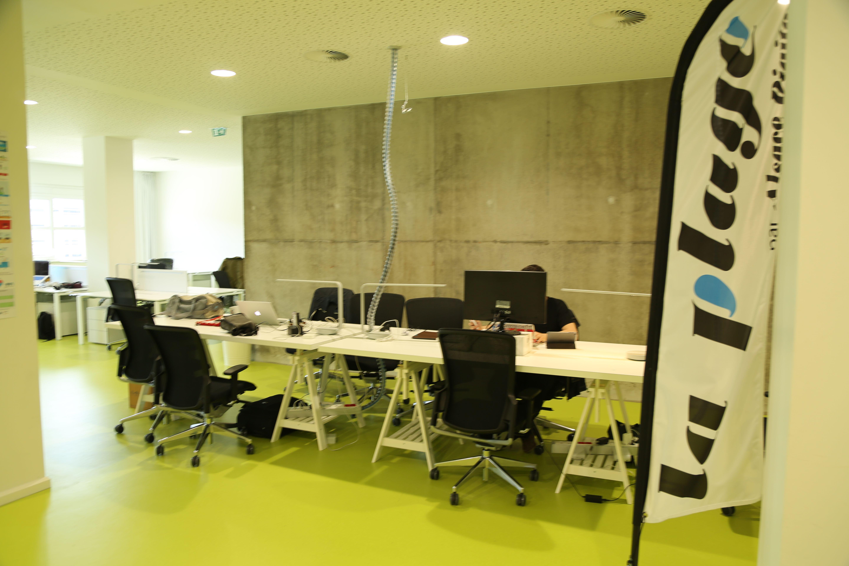 espace partagé d'une capacité de 10 personnes à Strasbourg